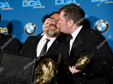 Editorial image of 68th Annual DGA Awards, Los Angeles, USA - 6 Feb 2016