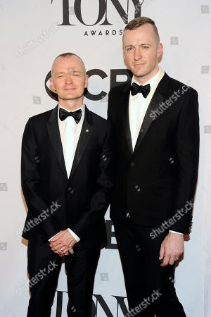 Editorial image of 68th Annual Tony Awards - Arrivals, New York, USA - 8 Jun 2014