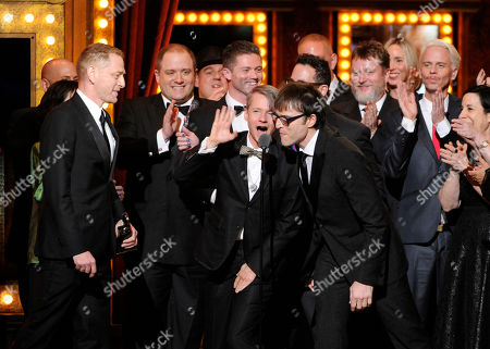 Editorial picture of 68th Annual Tony Awards - Show, New York, USA - 8 Jun 2014