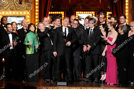 Editorial image of 68th Annual Tony Awards - Show, New York, USA - 8 Jun 2014