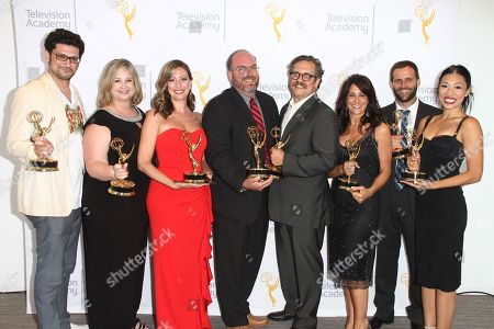 Editorial image of 68th Los Angeles Area Emmy Awards - Portraits, North Hollywood, USA - 23 Jul 2016