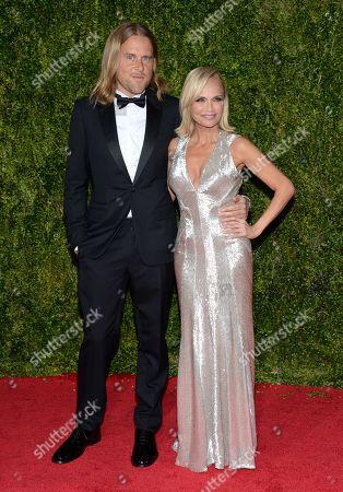 Editorial image of 69th Annual Tony Awards - Arrivals, New York, USA - 7 Jun 2015