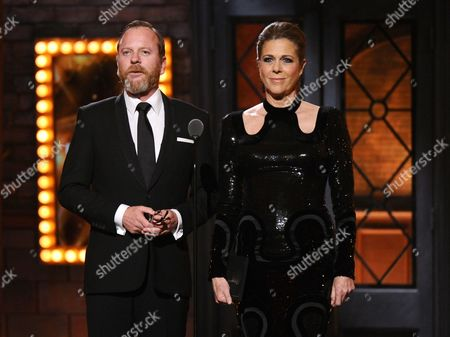 Editorial image of 69th Annual Tony Awards - Show, New York, USA - 7 Jun 2015