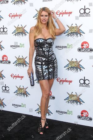 Susan Holmes attends the 6th Annual Revolver Golden Gods Award Show at Club Nokia on in Los Angeles, California