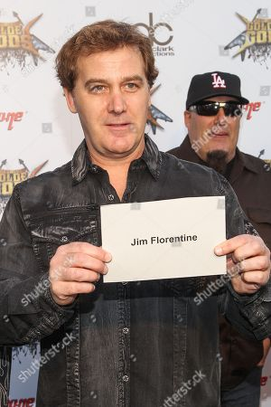 Comedian Jim Florentine attends the 6th Annual Revolver Golden Gods Award Show at Club Nokia on in Los Angeles, California