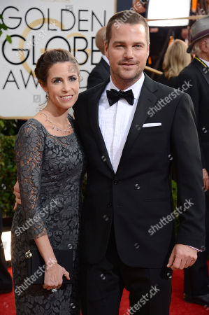 Editorial image of 71st Annual Golden Globe Awards - Arrivals, Beverly Hills, USA - 12 Jan 2014