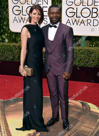 Editorial image of 73rd Annual Golden Globe Awards - Arrivals, Beverly Hills, USA - 10 Jan 2016