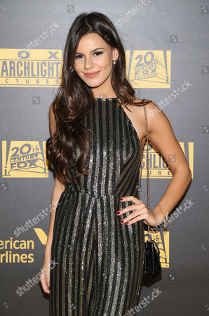Editorial picture of 73rd Annual Golden Globe Awards - FOX Afterparty, Beverly Hills, USA - 10 Jan 2016