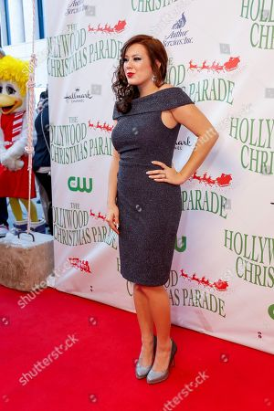Editorial image of 85th Annual Hollywood Christmas Parade, Los Angeles, USA - 27 Nov 2016