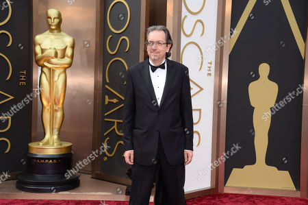 Albert Berger arrives at the Oscars, at the Dolby Theatre in Los Angeles