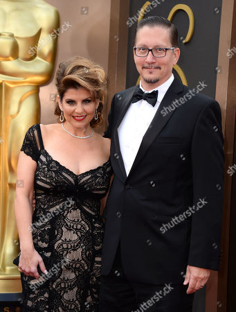 Editorial picture of 86th Academy Awards - Arrivals, Los Angeles, USA - 2 Mar 2014