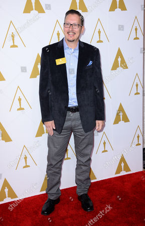 Stephen Prouty arrives at the 86th Oscars Nominees Luncheon, on in Beverly Hills, Calif