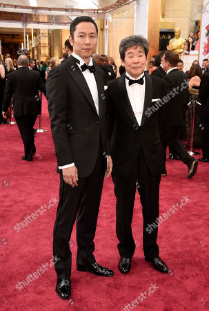 Editorial picture of 87th Academy Awards - Arrivals, Los Angeles, USA - 22 Feb 2015