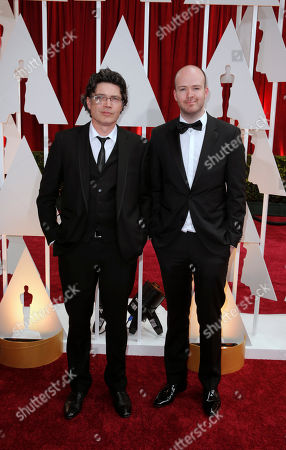Editorial image of 87th Academy Awards - Arrivals, Los Angeles, USA - 22 Feb 2015