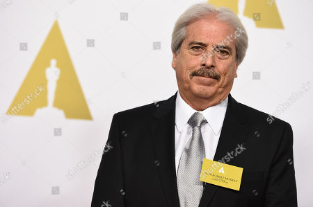 Alan Robert Murray arrives at the 87th Academy Awards nominees luncheon at the Beverly Hilton Hotel, in Beverly Hills, Calif