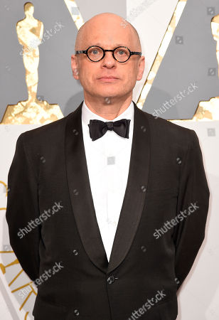 Stock Photo of David Lang arrives at the Oscars, at the Dolby Theatre in Los Angeles