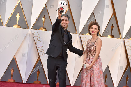 Editorial photo of 88th Academy Awards - Arrivals, Los Angeles, USA - 28 Feb 2016