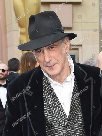 Edward Lachman arrives at the Oscars, at the Dolby Theatre in Los Angeles