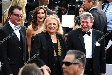 Editorial picture of 88th Academy Awards - Fan Bleacher Arrivals, Los Angeles, USA - 28 Feb 2016