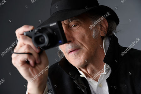 Edward Lachman poses for a portrait at the 88th Academy Awards Nominees Luncheon at The Beverly Hilton hotel, in Beverly Hills, Calif