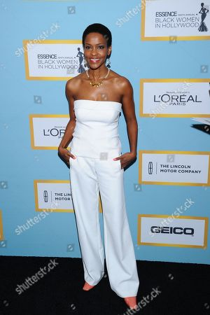 Kim Hawthorne is seen at the Essence 9th Annual Black Women in Hollywood Luncheon at The Beverly Wilshire Hotel, in Beverly Hills, CA
