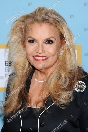 Music producer Suzanne de Passe attends the Essence 9th Annual Black Women in Hollywood Luncheon at the Beverly Wilshire Hotel, in Beverly Hills, Calif