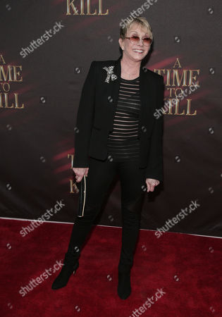 """Actress Sandy Duncan attends the opening night of """"A Time To Kill"""" on Broadway on in New York"""