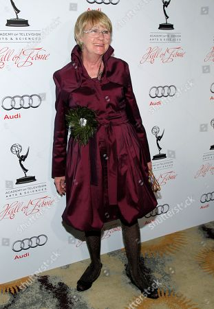 Editorial picture of Academy of Television Arts & Sciences 21st Annual Hall of Fame Ceremony - Arrivals, Beverly Hills, USA - 1 Mar 2012
