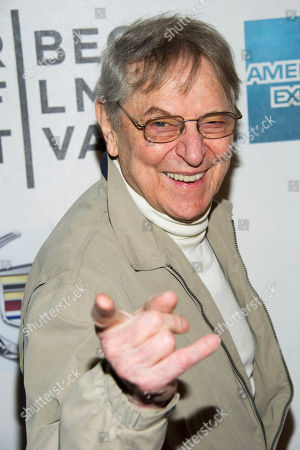 """Stock Picture of John Cullum attends the premiere of """"Adult World"""" during the 2013 Tribeca Film Festival on in New York"""