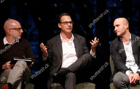 Editorial photo of Advertising Week Day 4, New York, USA - 4 Oct 2012