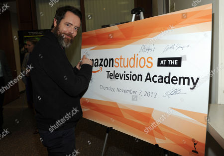 Editorial picture of Amazon Studios at the Television Academy, North Hollywood, USA - 7 Nov 2013