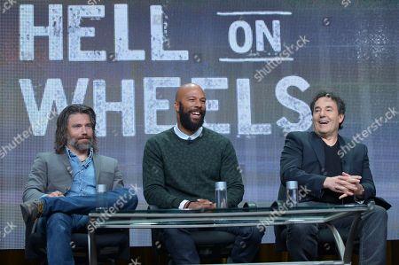 Editorial photo of AMC TCA Panel 2013, Beverly Hills, USA - 26 Jul 2013