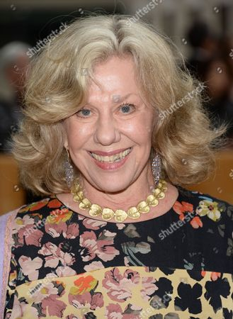 Stock Picture of Erica Jong attends the American Ballet Theatre's 75th Anniversary Diamond Jubilee Spring Gala at Metropolitan Opera House, in New York