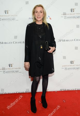 Susan Rockefeller attends the American Ballet Theatre's 75th Anniversary Gala at the David H. Koch Theater, in New York
