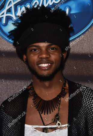 "Quentin Alexander arrives at the ""American Idol XIV"" finalists party at The District by Hannah An on Wednesday, Mar. 11th in Los Angeles"