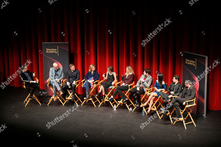 Editorial photo of An Evening with The Fosters presented by the Television Academy, North Hollywood, USA - 15 Dec 2014