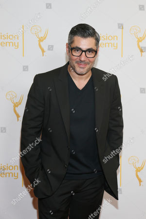 "Stock Photo of Actor Danny Nucci poses at ""An Evening with the Fosters"" presented by the Television Academy at the El Portal Theatre on in the NoHo Arts District in Los Angeles"