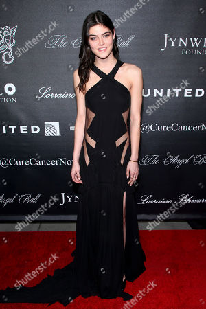 Editorial picture of Angel Ball 2015, New York, USA - 19 Oct 2015