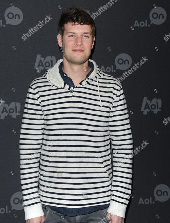"""Max Lugavere attends AOL's web series """"NewFront"""" at Moynihan Station on in New York"""