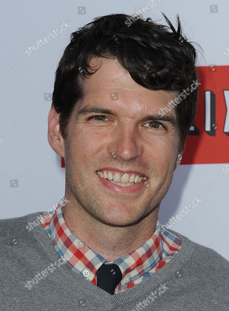 """Tim Simons arrives at the season 4 premiere of """"Arrested Development"""" at the TCL Chinese Theatre on in Los Angeles"""