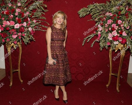 Federica Marchionni attends ARTWALK NY 2014, benefiting Coalition for the Homeless, at the Metropolitan Pavilion, in New York