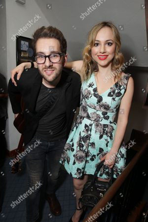 Editorial picture of ASG Music Group Launch Party, Los Angeles, USA - 15 May 2014