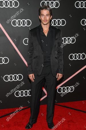 Editorial picture of Audi Golden Globes Cocktail Party, West Hollywood, USA - 9 Jan 2014