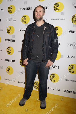 """Stock Picture of Craig Zobel attends the BAMcinemaFest 2015 opening night premiere of """"The End Of The Tour"""" at the Howard Gilman Opera House, in New York"""