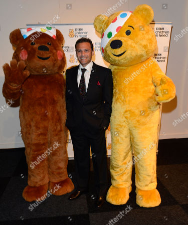 Mark Ramprakash poses at BBC Children in Need - An Evening With the Stars at Battersea Evolution on in London