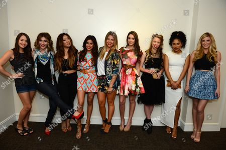 Editorial photo of BeautyCon 2014 in Partnership with ELLE, Los Angeles, USA - 16 Aug 2014