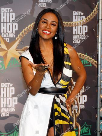 Editorial image of BET Hip Hop Awards in - Red Carpet, Atlanta, USA - 28 Sep 2013