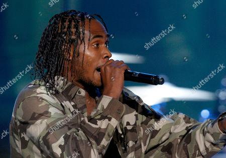 Editorial image of BET Hip Hop Awards in - Show, Atlanta, USA - 28 Sep 2013