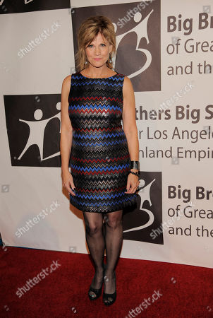 Actress Markie Post poses at the Big Brothers Big Sisters of Greater Los Angeles' 2013 Rising Stars Gala at the Beverly Hilton Hotel on in Beverly Hills, Calif