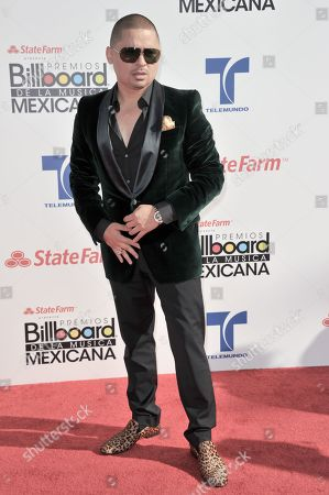 Larry Hernandez attends the 2012 Billboard Mexican Music Awards at the Shrine Auditorium, in Los Angeles